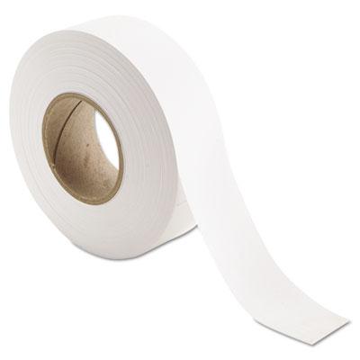 Surveyor's flagging tape, white, sold as 12 each