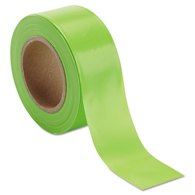 150-gl flagging tape, glo-lime, sold as 1 each