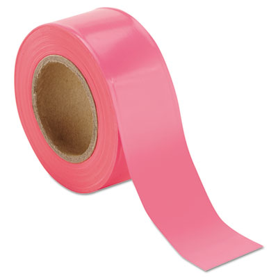 150-gp flagging tape, glo-pink, sold as 1 each
