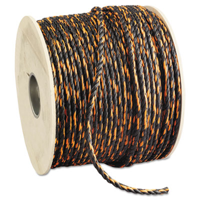 "Monofilament twisted yellow poly rop, 1/2"""" x 600ft, sold as 1 each"