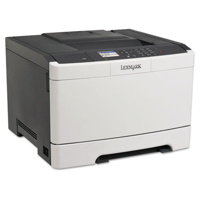 Cs410dn color laser printer, sold as 1 each