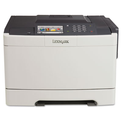 Cs510de color laser printer, sold as 1 each
