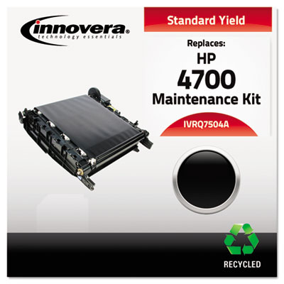 Remanufactured q7504a (4700) transfer kit, 100000 page-yield, sold as 1 each