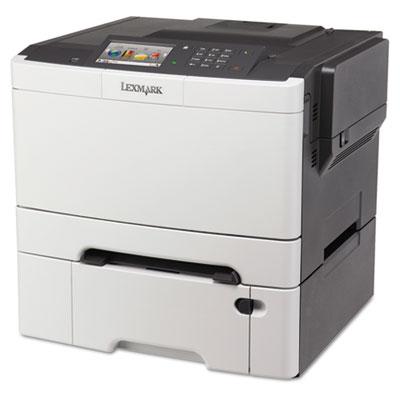 Cs510dte color laser printer, sold as 1 each