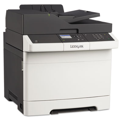 Cx310n multifunction color laser printer, copy/fax/print/scan, sold as 1 each