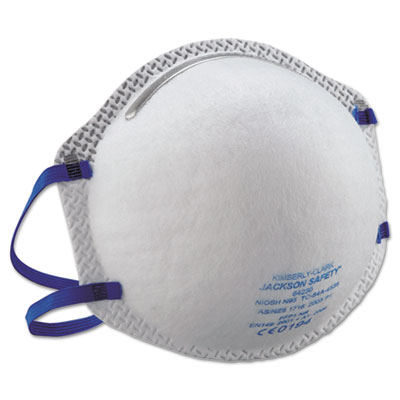 R10 particulate respirator, n95, white, sold as 1 box, 20 each per box