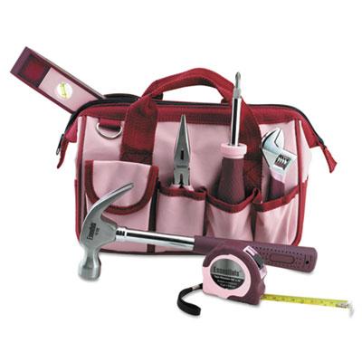 6-piece basic tool kit with bag, sold as 1 kit