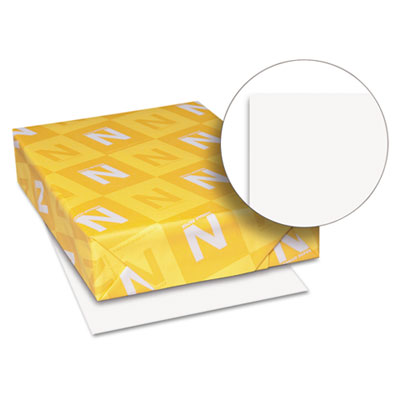 Exact vellum bristol cover stock, 67 lbs., 8-1/2 x 11, white, 250 sheets, sold as 1 package