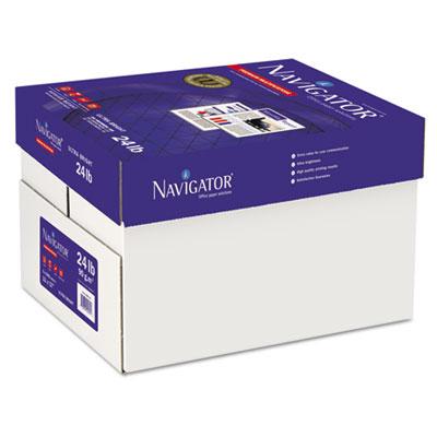 Premium multipurpose paper, 97 brightness, 24lb, 11 x 17, white, 2500/carton, sold as 1 carton, 5 ream per carton
