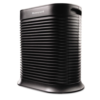 True hepa air purifier, 465 sq ft, black, sold as 1 each