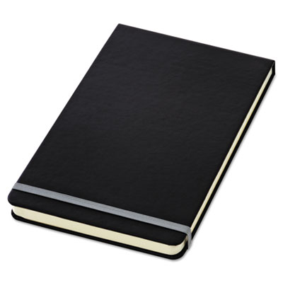 Idea collective journal, hard cover, top bound, 5 1/4 x 8 1/4, black, 120 sheets, sold as 1 each
