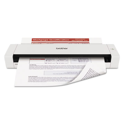 Ds720d mobile scanner with duplex, 600 x 600 dpi, sold as 1 each