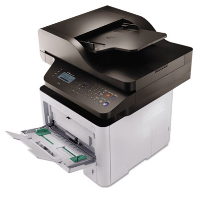 Proxpress m3870fw wireless multifunction laser printer, copy/fax/print/scan, sold as 1 each