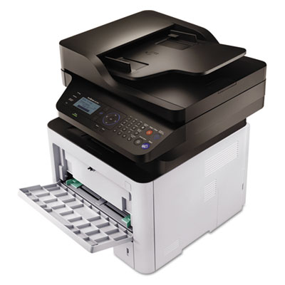 Proxpress m3370fd multifunction laser printer, copy/fax/print/scan, sold as 1 each
