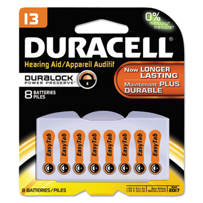 Button cell lithium battery,13, 8/pk, sold as 1 package