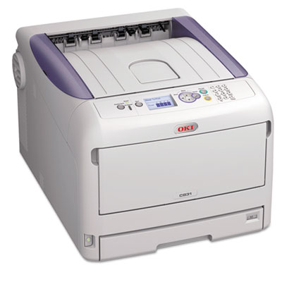 C831n digital color printer, sold as 1 each