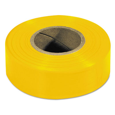 300-y flagging tape, yellow, sold as 1 each