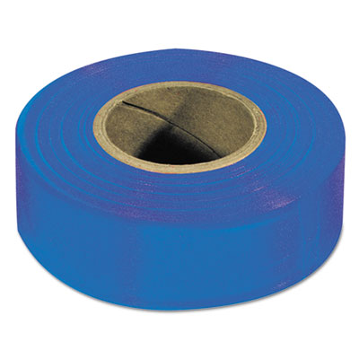 300-b flagging tape, blue, sold as 1 each