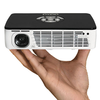 P300 pico projector, 1280 x 800, 400 lumens, sold as 1 each
