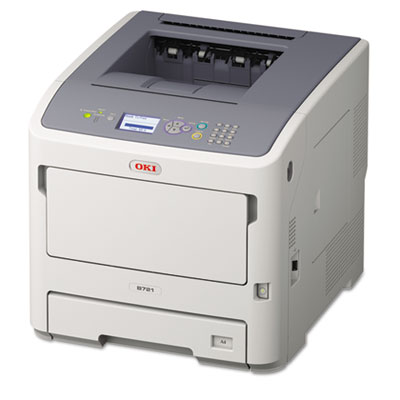 B721dn monochrome laser printer, sold as 1 each
