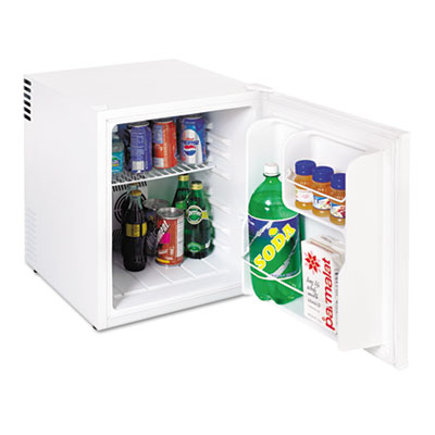 1.7 cu.ft superconductor compact refrigerator, white, sold as 1 each