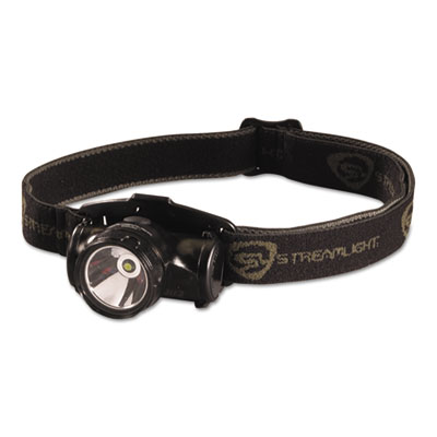 Enduro led headlamp, black, sold as 1 each