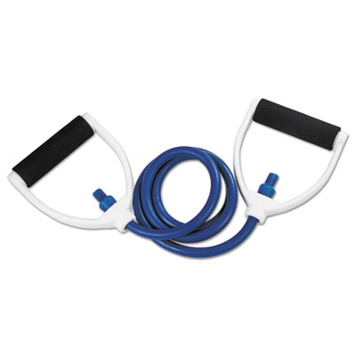 Resistance tubing, heavy resistance, blue, sold as 1 each