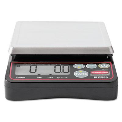 Pelouze compact digital portion control scale, 10 lb cap, sold as 1 each