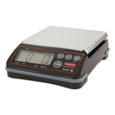 Pelouze high performance digital portion control scale, 2 lb cap, sold as 1 each