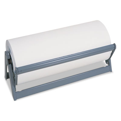 "Paper roll cutter for up to 9""diameter rolls, 18"" wide, sold as 1 each"