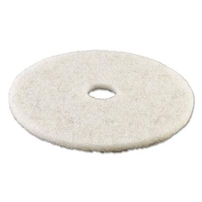 Ultra high-speed natural hair floor pads, 21-inch, sold as 1 carton, 5 each per carton