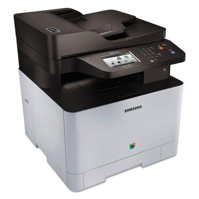 Sl-c1860fw multifunction laser printer, copy/fax/print/scan, sold as 1 each