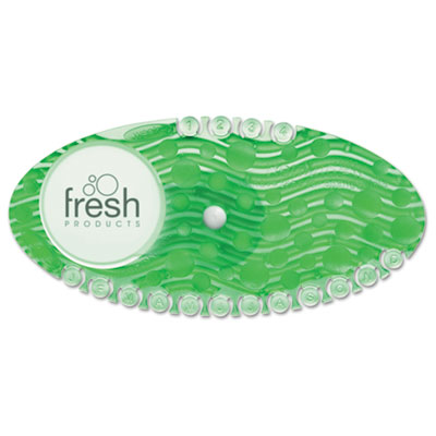 Curve air freshener, cucumber melon, green, 10/bx, 6 bx/ct, sold as 1 carton, 60 each per carton