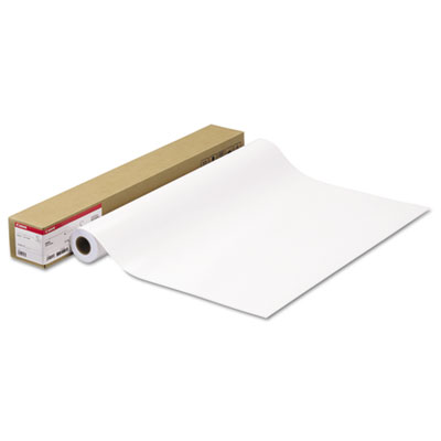 Heavyweight coated paper, 6 mil, 36'' x 130 feet, roll, sold as 1 roll
