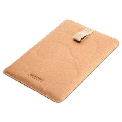 """Papernomad tamakwa sleeve for macbook air 13"""", beige, sold as 1 each"""