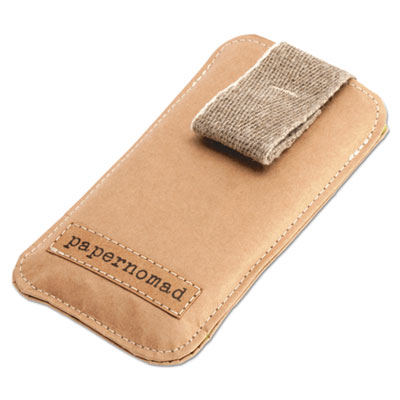 Papernomad pars sleeve for iphone 5/5c/5s, beige, sold as 1 each