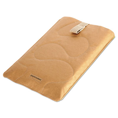 """Papernomad s. moser sleeve for macbook pro 13"""", beige, sold as 1 each"""
