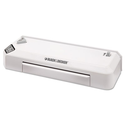 Flash thermal laminator, 9-1/2 x 5 mil maximum document thickness, sold as 1 each