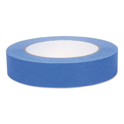 "Color masking tape, .94"" x 60 yds, blue, sold as 1 roll"