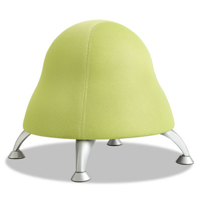 "Runtz ball chair, 12"" diameter x 17"" high, sour apple green, sold as 1 each"