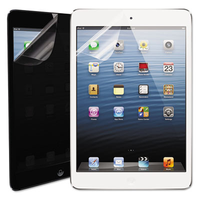 Privascreen blackout privacy filter for apple ipad 2,3,4, black, sold as 1 each