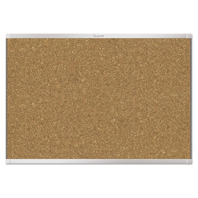 Prestige 2 magnetic cork bulletin board, 72 x 48, aluminum frame, sold as 1 each