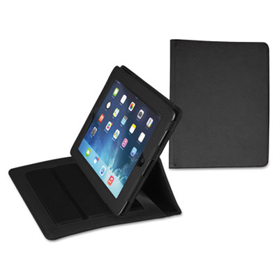 Fashion ipad case for ipad air, debossed pattern, black, sold as 1 each