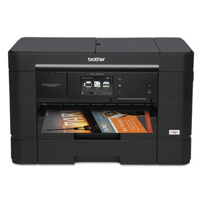 Business smart plus mfc-j5720dw multifunction inkjet printer, copy/print/scan, sold as 1 each