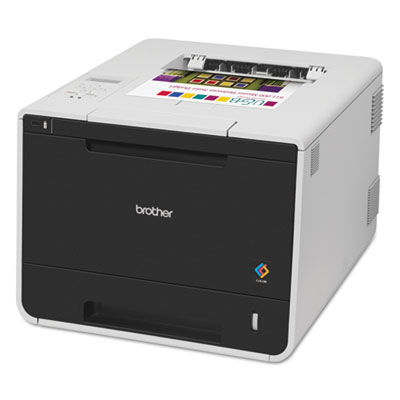 Hl-l8250cdn color laser printer with duplex and networking, sold as 1 each