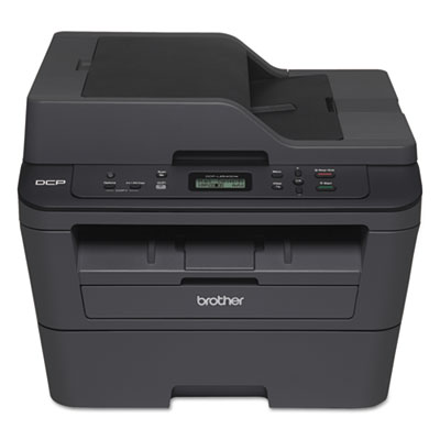 Dcp-l2540dw compact laser multifunction copier, copy/print/scan, sold as 1 each