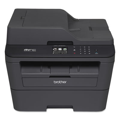 Mfc-l2720dw compact laser all-in-one, copy/fax/print/scan, sold as 1 each