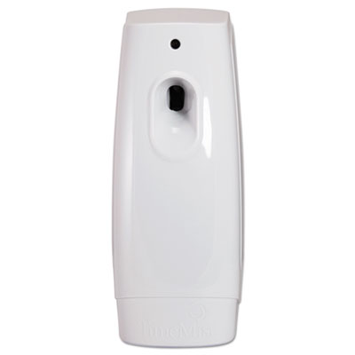 Classic metered aerosol fragrance dispenser, 3 3/4w x 3 1/4d x 9 1/2h, white, sold as 1 each