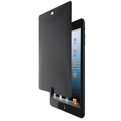 Secure-view four-way privacy filter for ipad air, black, sold as 1 each