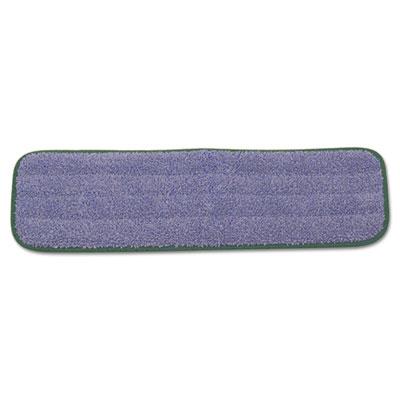"Hygen damp room mop, microfiber, 18.5"", green, sold as 1 each"